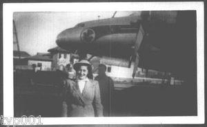AIR FRANCE - 1950'S CONSTELLATION ORIGINAL PHOTO