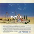 AIR FRANCE - 1979 - LA NOUVELLE CONSTELLATION PRINT AD - 1