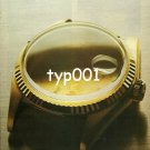 ROLEX - 1976 - OYSTER 1926-1950 & ENTERPRISE AWARDS 4 PAGE PRINT AD