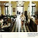 VISA - 2009 - FIG LEAF CLAD MAN FRENCH PRINT AD