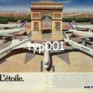 AIR FRANCE - 1980 - L'ETOILE PRINT AD - 2