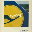 LUFTHANSA - 1980 - IF ONLY ALL AIRPORTS HAD WHAT FRANKFURT HAS PRINT AD