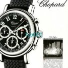 CHOPARD - 2000 - MILLE MIGLIA WATCHES PRINT AD