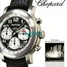 CHOPARD - 2001 - MILLE MIGLIA WATCHES PRINT AD