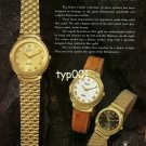 ROLEX - 1990 - CELLINI WHERE TIME IS ART PRINT AD