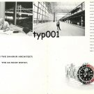 ROLEX - 1999 - THE ARCHITECT SIR NORMAN FOSTER PRINT AD