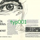 SMITHS INDUSTRIES - 1973 - EYES THAT NEVER CLOSE PRINT AD