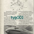 NATIONAL AIRLINES - 1974 WHO'S LINDA? BIG BEAUTIFUL 747 TO MIAMI PRINT AD