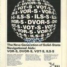 SEL - 1973 - NAVIGATIONAL AIDS PRINT AD