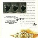 ROLEX - 1998 - FRENCH BALLERINA SYLVIE GUILLIEM  PRINT AD