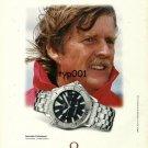 OMEGA - 2000 - SIR PETER BLAKE'S CHOICE SEAMASTER PROFESSIONAL PRINT AD