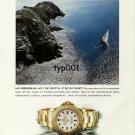 ROLEX - 2000 - LA GIRAGLIA ROLEX CUP RACE PRINT AD