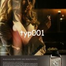JAEGER LECOULTRE - 2009 - LADY DUETTO WATCH FRENCH PRINT AD