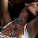 BVLGARI BULGARI - 2001 - LUCEA JEWELERY IN A NEW LIGHT SEXY PRINT AD