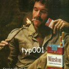 WINSTON - 1980 - GREAT AS LIFE MAY BE PRINT AD