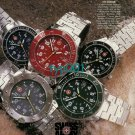 SWISS ARMY- 1996 - BUILT TO LAST THE LANCER PRINT AD