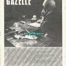 AEROSPATIALE - WESTLAND - 1973 - GAZELLE HELICOPTERS PRINT AD