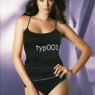 SAHINLER - 2012 SEXY BLACK LINGERIE TURKISH PRINT AD