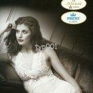 PRENSES - 2012 SEXY WHITE LINGERIE TURKISH PRINT AD