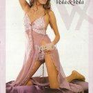 VELA & VELA - 2004 SEXY LINGERIE TURKISH PRINT AD - 02