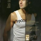 FAAL - 2003 UNDERWEAR FOR MEN TURKISH PRINT AD