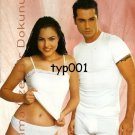 SAHINLER - 2003 LINGERIE UNDERWEAR FOR MEN & WOMEN TURKISH PRINT AD