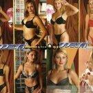 ODELYA - 2003 SEXY UNDERWEAR LINGERIE LACE TURKISH PRINT AD