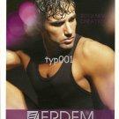 ERDEM - 2012 BLACK UNDERWEAR FOR MEN TURKISH PRINT AD