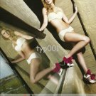 G POINT LINGERIE - 2012 SEXY WHITE LINGERIE TURKISH PRINT AD