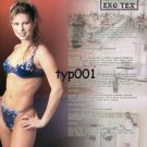 EKO TEKS - 2003 - OUR VISION LINGERIE PRODUCTS TURKISH PRINT AD