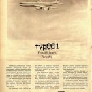 PAN AM - 1962 - THE ADVANTAGE OF EXPERIENCE - RARE TURKISH PRINT AD