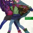 BENETTON - 2009 - UNITED COLORS OF BENETTON COLORFUL TRICOT AND HOSIERY PRINT AD