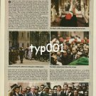 TIME - 1980 - IRAN - AN EXILE LAID TO REST - MAGAZINE NEWS PAGE ONLY