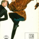 ENRICO COVERI - 1986 - LADY IN RUSSIAN VISON FUR COAT PRINT AD