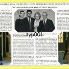 LISKA FURS - 1988 - TWO GENERATIONS DEDICATED TO FURBUSINESS AUSTRIAN PRINT AD