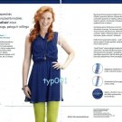 BAUERFEIND - 2013 VENOTRAIN COMPRESSION PANTYHOSE STOCKINGS LITHUANIAN PRINT AD