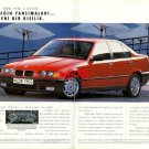 BMW - 1991 SERIES 3 REFLECTIONS OF THE FUTURE NEW PERSONALITY TURKISH PRINT AD