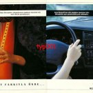 RENAULT - 1995 SOME VIBRATIONS CARRY YOUR FEELINGS FAR AWAY TURKISH PRINT AD
