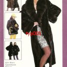 BENZING CHARLEBOIS - 1996 - LADIES IN FUR COATS PRINT AD