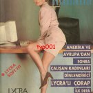 ITALIANA - 1994 TURKISH PANTYHOSE NAME OF HOSIERY PRINT AD