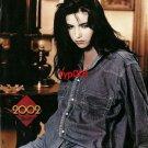 2002 JEANS - 1992 - 10 FALLS UNTIL 2002 PRINT AD