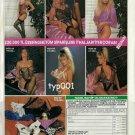 CENSAN - 1992 - SUPER SEXY LINGERIE HOSIERY PANTIES BRA PRINT AD