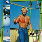 RODI JEANS - 1992 - BUNGEE JUMPING LIVE THIS THRILL PRINT AD