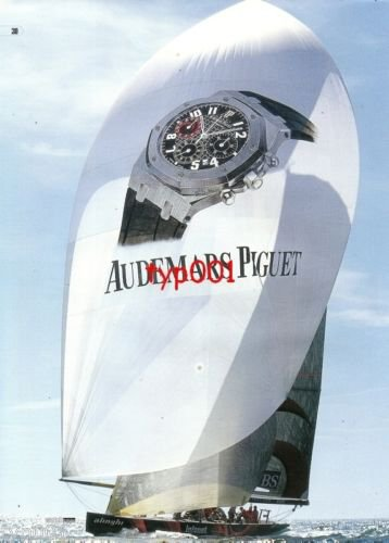 AUDEMARS PIGUET - 2002 - ROYAL OAK 30TH YEAR TURKISH ADVERTORIAL 13 PAGES