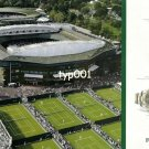 ROLEX - 2013 - THE WIMBLEDON CHAMPIONSHIPS A TRADITION OF EXCELLENCE PRINT AD