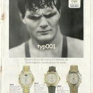 SEIKO - 1992 - HE HAS 5 MINUTES TO WIN ELSE A WHOLE LIFE TO FORGET PRINT AD