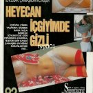 1992 - THRILL IS HIDDEN IN LINGERIE '92 LINGERIE AND HOSIERY FASHION PICTORIAL