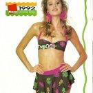 KOM - 1992 - FASHION IN SWIMWEAR BIKINI PRINT AD