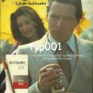 DU MAURIER - 1980 - L'AFFAIRE DU MAURIER PRINT AD
