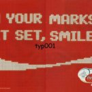 COCA COLA - 2006 - TORINO OLYMPICS '06 - ON YOUR MARKS, GET SET, SMILE PRINT AD
